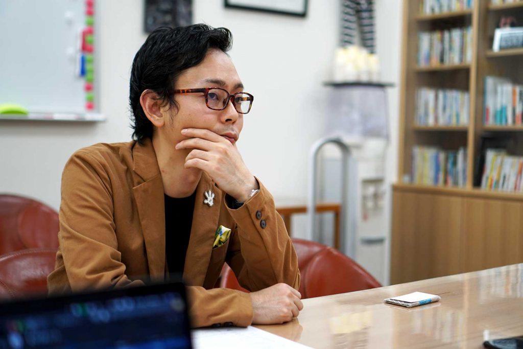 繊維商社のファッション業界への想い。学生との新しいコミュニケーションで生まれる波及効果 株式会社タキヒヨー 森様
