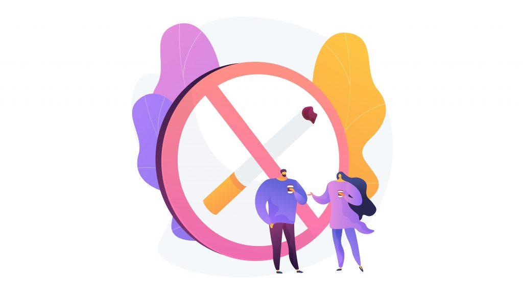 受動喫煙防止対策と求人作成について