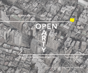 OPEN PARTY
