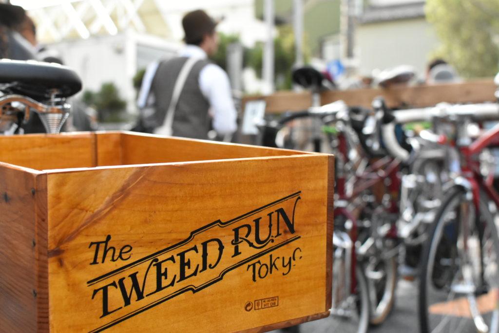 ツイードラン東京(Tweed Run Tokyo)2016 自転車に乗ることをファッションに!
