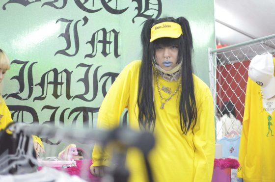 【SNAP|REPORT】文化服装学院/文化祭2016 ハロウィンを彷彿させる異空間