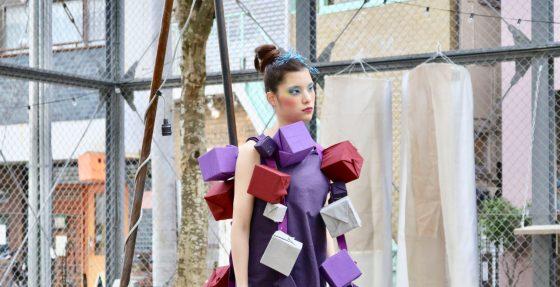 "【REPORT】東京大学の服飾サークルfab(ファブ)が創るファッションショウ""くゞる""とは?"