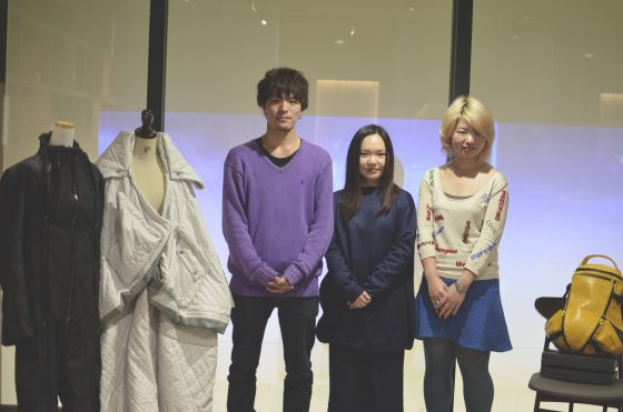 【対談】ファッションアワードを受賞した、デザイナーの歩む道。