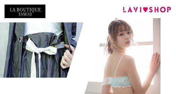 ラフォーレ原宿にて、ハヤカワ五味によるセレクトショップとファッションの専門学校エスモードのショップが期間限定でOPEN!