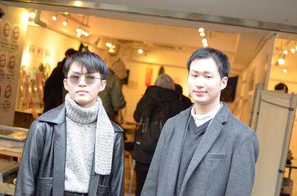 """ファッションは""""正義""""と貫く 桜美林大学ビジネスマネジメント専攻の3年生がスケートブランドを招き、実践的な展示会を開催"""