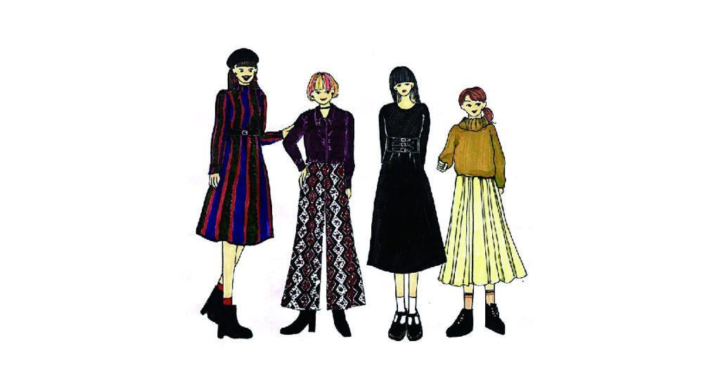 イマドキ女子大生のタラレバファッション話 Vol.1|東京家政大学編
