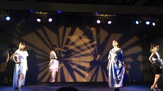 関西で活動する同志社大学の学生団体「neuf(ヌフ)」がファッションショーを開催。