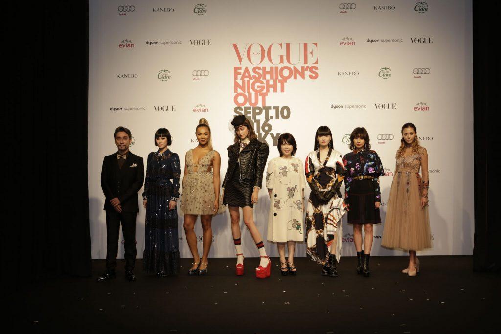 「VOGUE」の編集長アナ・ウィンターの呼びかけで2009年にスタートした世界最大級のショッピング・イベント。日本では東京で同年にスタートし、  毎年大きな盛り上がりを