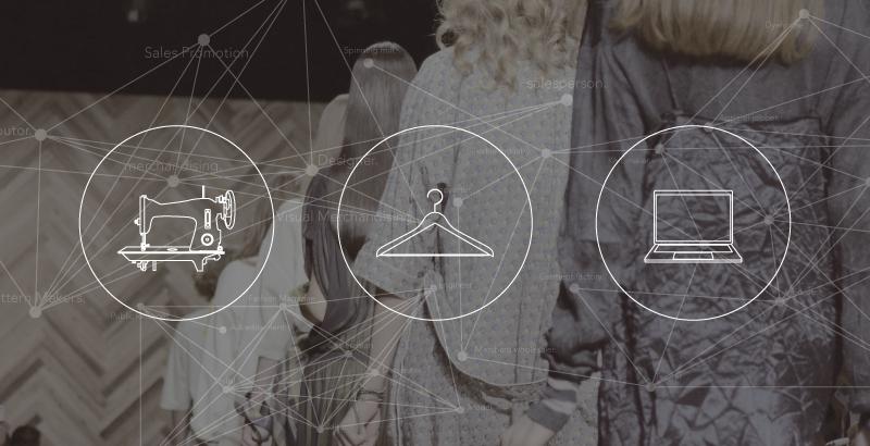 ファッション業界と繋がる仕事紹介:2018卒企業のランキングTOP100より