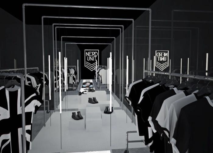 「NERD UNIT(ナードユニット)」が 暗闇のナイトイベント「ショップインザダーク」を開催