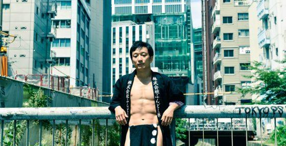 東大発ふんどしベンチャー企業がファッションショー「FFF」を開催?