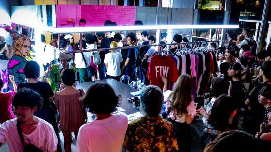 関西の300人のファッション好きが一堂に会す、「MTYH」のアフターパーティーとは?