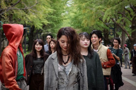 【Report】ファッション団体『PANDV FOL』が2018年10月10日,11日,12日に撮影会を開催した