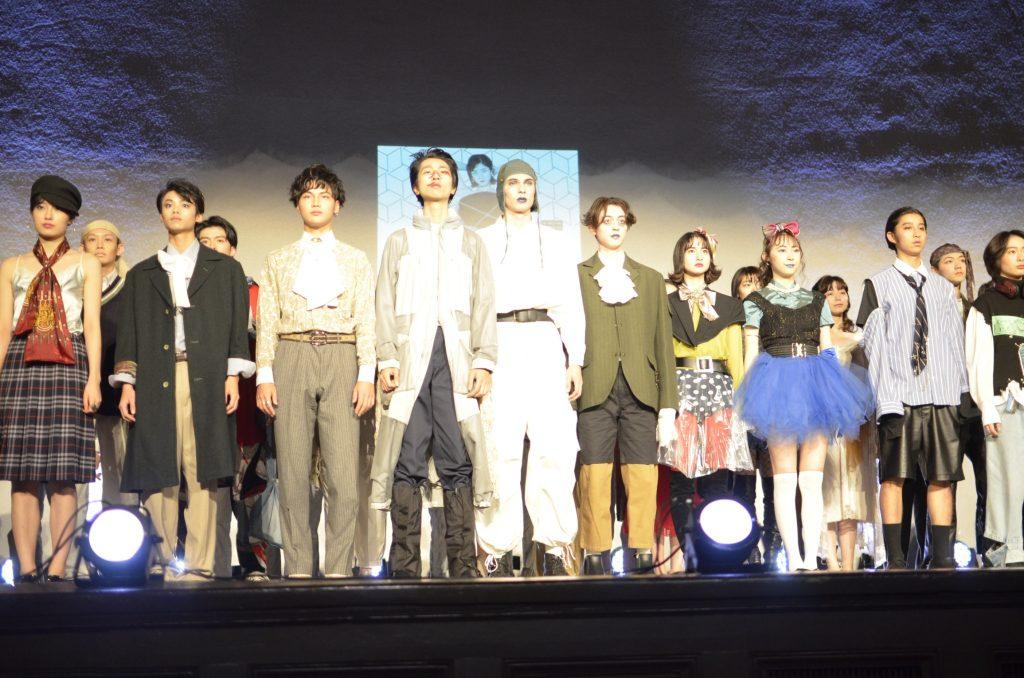 """このショーを、読め。 早稲田大学/出版団体ENJIが 8TH FASHION SHOW """"re-creation"""" を開催!"""