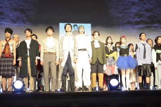"""【Report】このショーを、読め。早稲田大学/出版団体ENJIが 8TH FASHION SHOW """"re-creation"""" を開催!"""