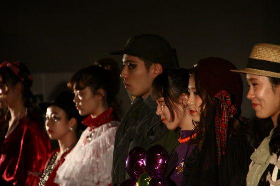 "【Report】学生団体Re+がファッションショー""タイムトラブル""をstudio-jupiterにて開催!"
