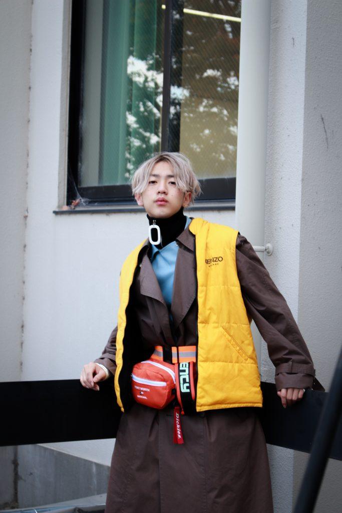 READY TO FASHIONABLE002 SNAP特集~大阪大学編~