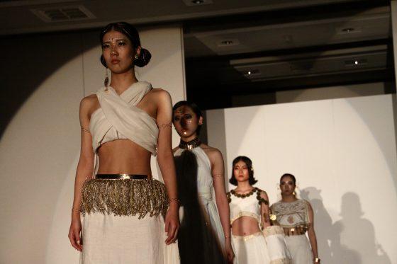 "【Report】10/27,10/28に行われた東京家政大学EVEによるファッションショー ""OVER""をレポート!!"