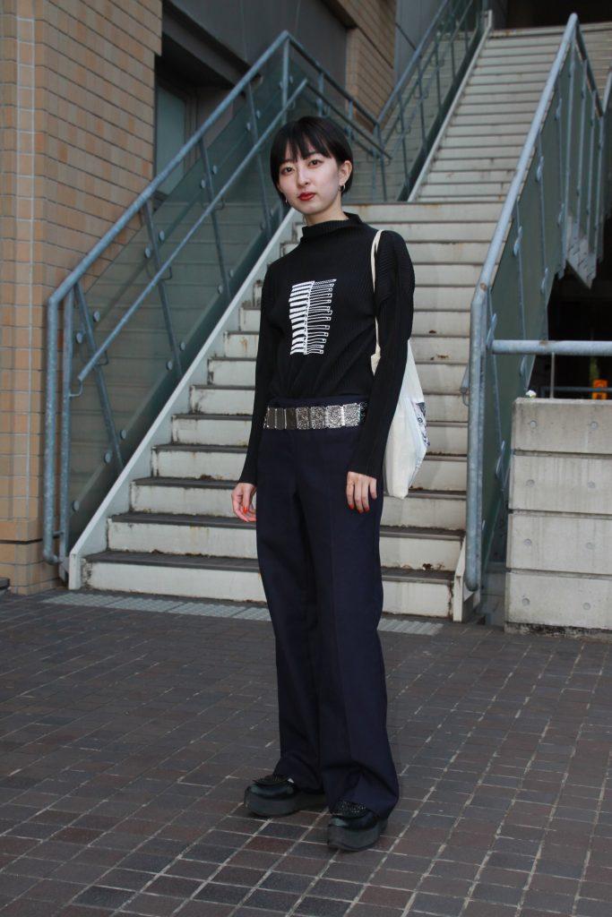 READY TO FASHIONABLE002  SNAP特集 ~東京家政大学&武蔵野美術大学編~