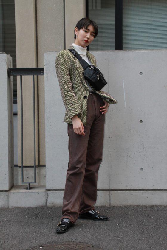 READY TO FASHIONABLE002  SNAP特集  ~青山学院大学・明治大学編~