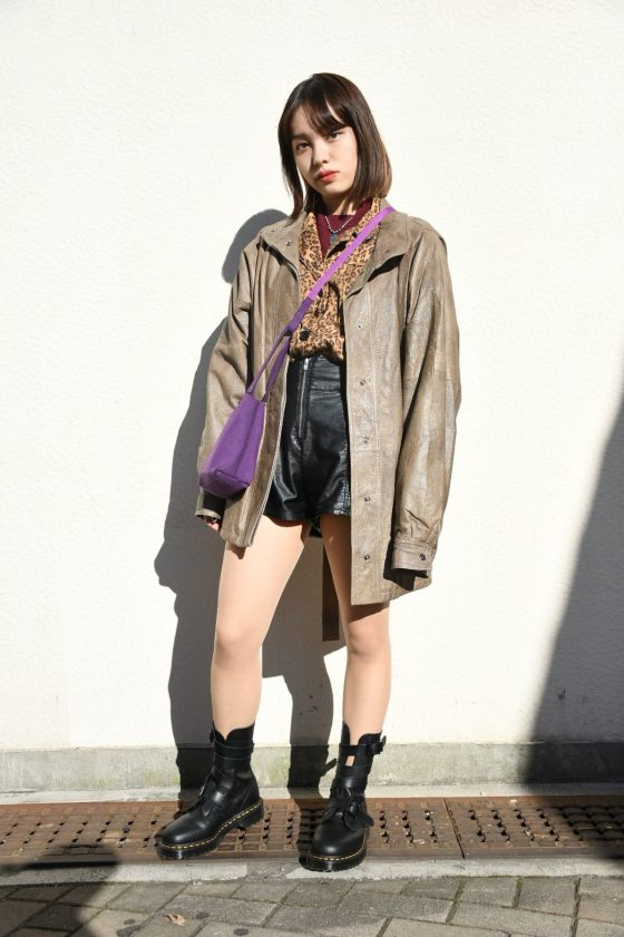 READY TO FASHIONABLE002  SNAP特集 ~文化服装学院編~