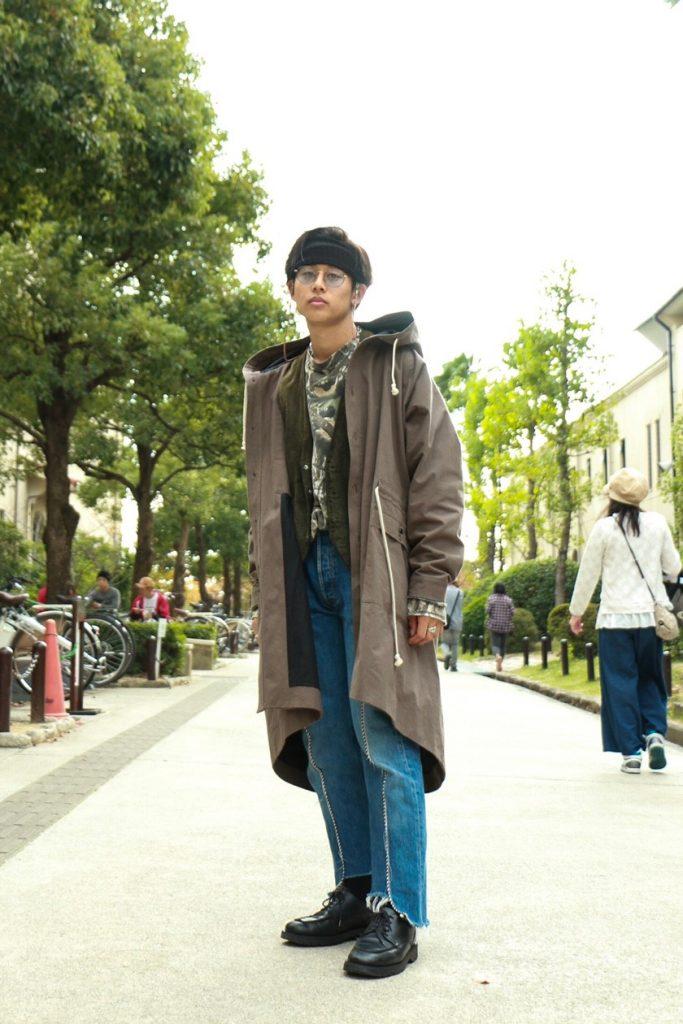 READY TO FASHIONABLE002 SNAP特集~関西学院大学編Ⅱ~