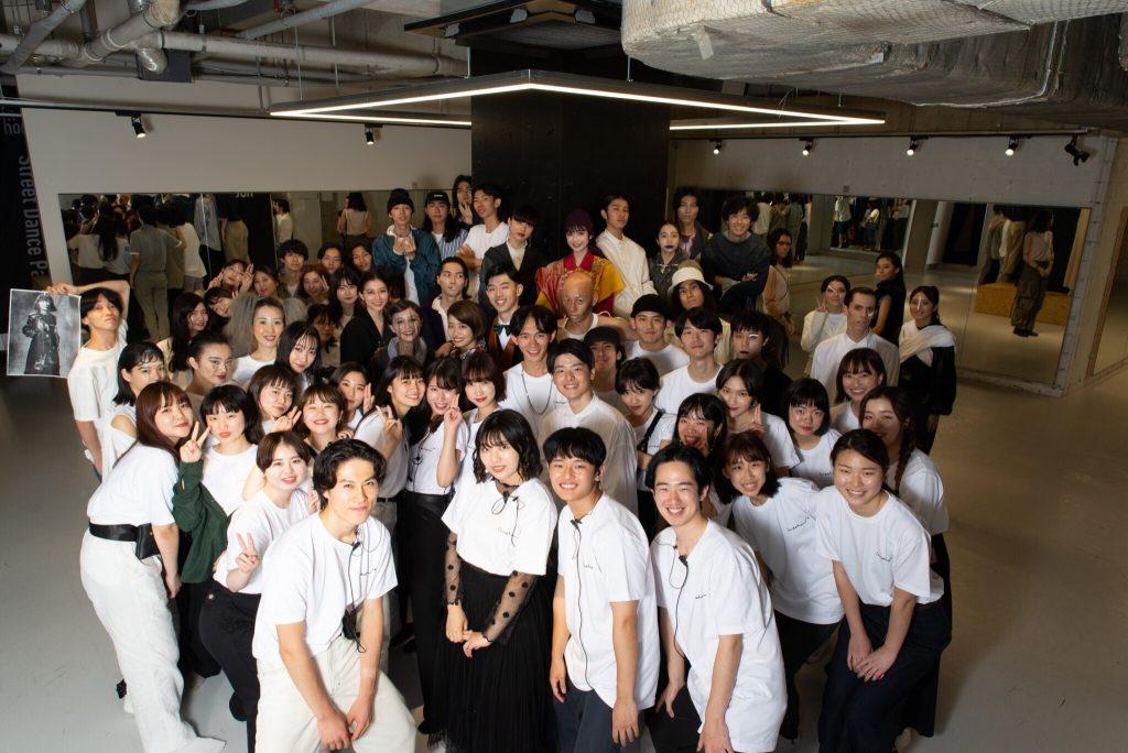 早稲田大学/出版団体ENJIが9thファッションショー「re-creation vol.2」を開催!