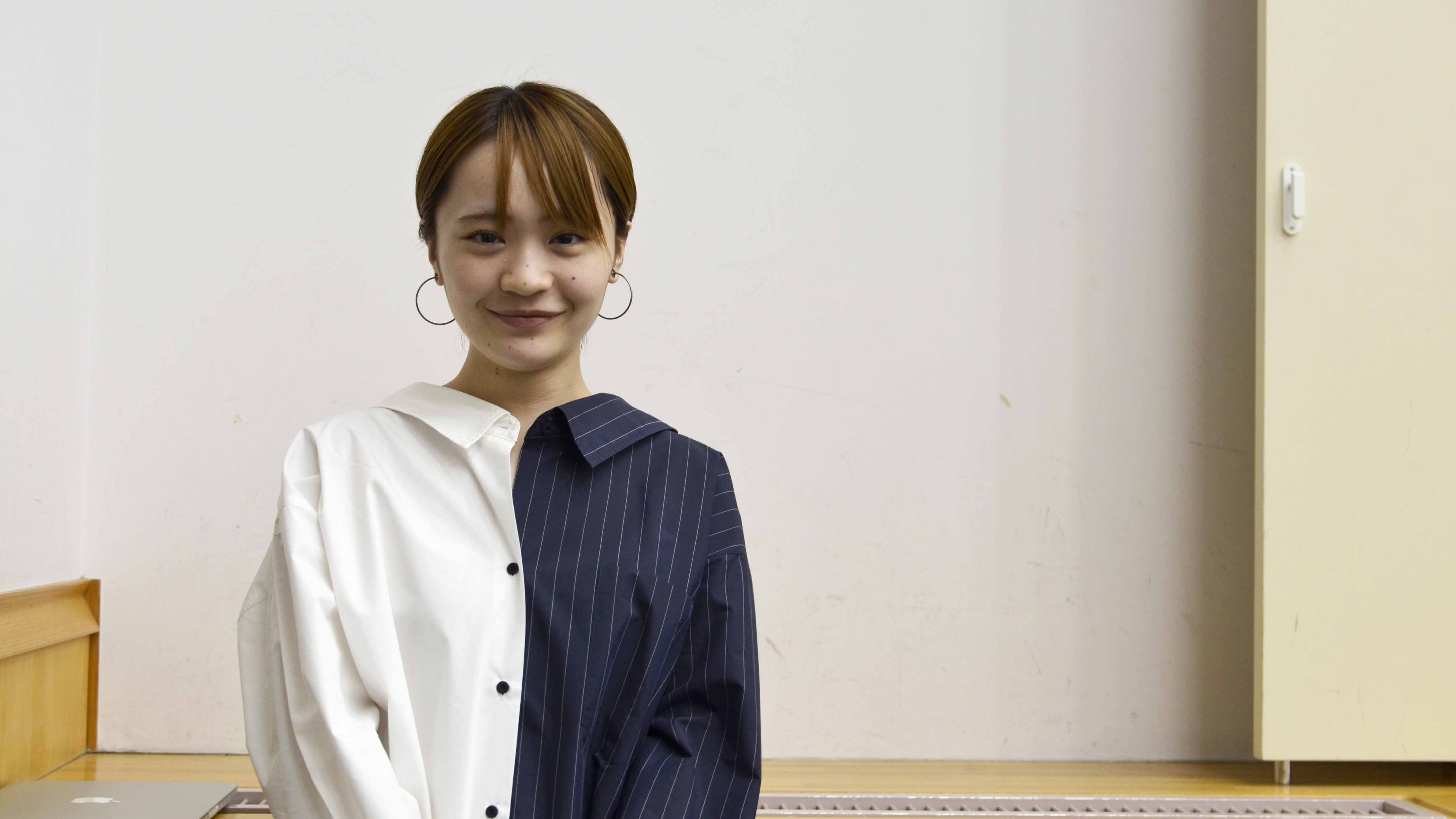 READY TO FASHION 内定者レポート 上田 希江