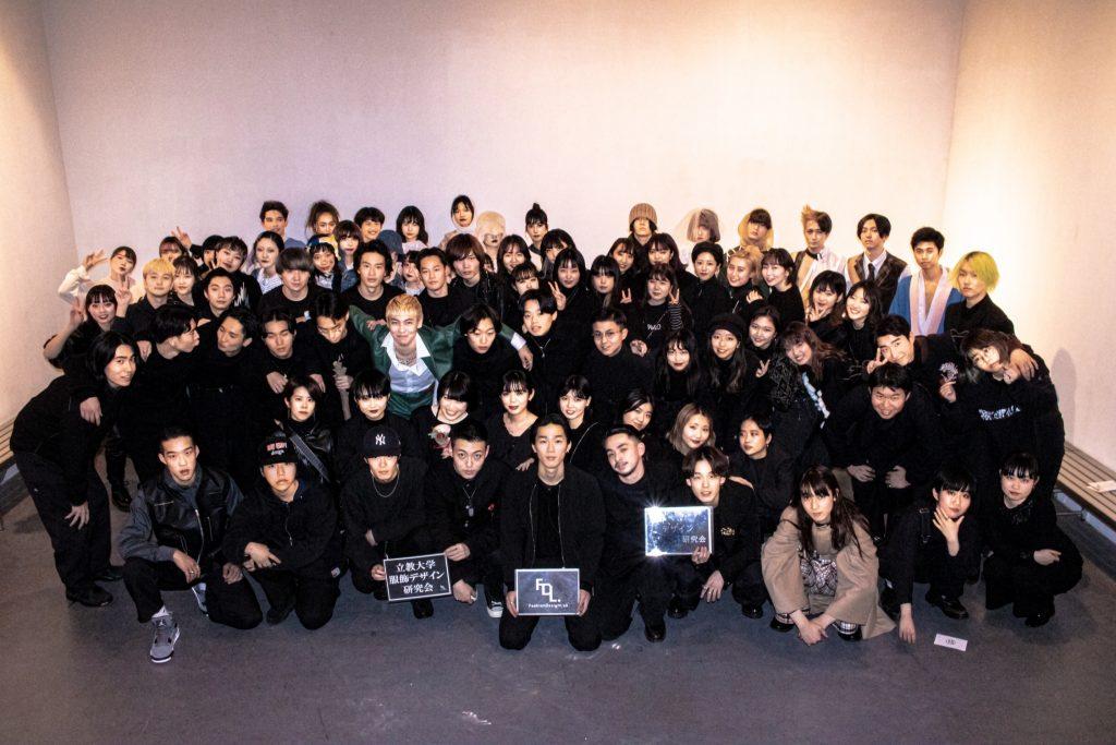 立教大学服飾デザイン研究会(FDL)がファッションショー「UNDERGROUND」を開催!
