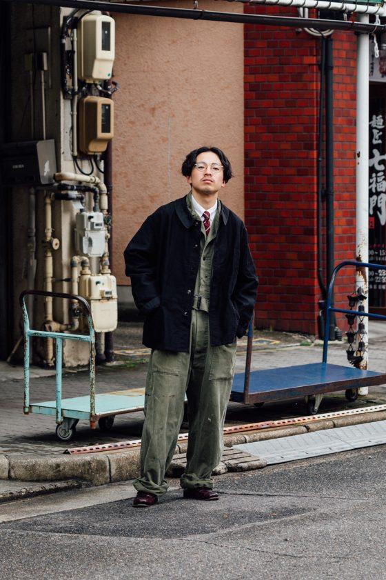 【READY TO FASHION 内定者レポート #5】石黒晴輝さん 採用イベントから働きたかったショップ「L'ECHOPPE」内定獲得!