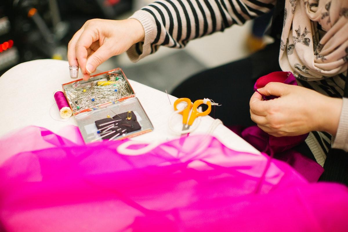 ソーイングスタッフ(縫製作業者)の仕事内容